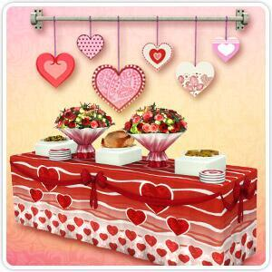 Sims Store San Valentín