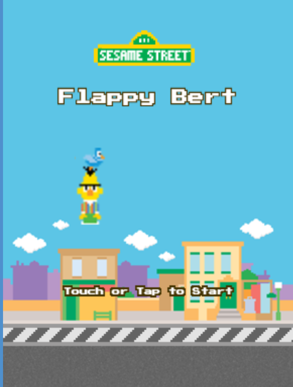 Twitter / PCMag: Breaking News: FLAPPY BERT ...