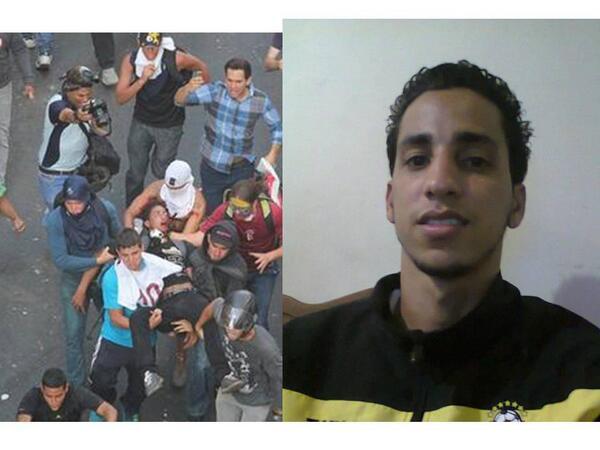 Maduro colombiano ASESINO RT @ElpapasitoJosue: Bassil Da Costa estudiante fallecido hoy. http://t.co/20O9kicf9x via @azulejog33