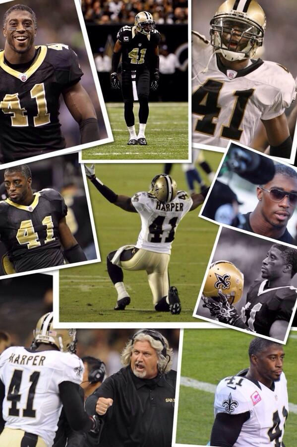 To the city of New Orleans and it's fans .... THANK YOU for the 8 years of #GreatMemories #WHODAT #SBXLIVCHAMPS http://t.co/PgBAnXJkhU