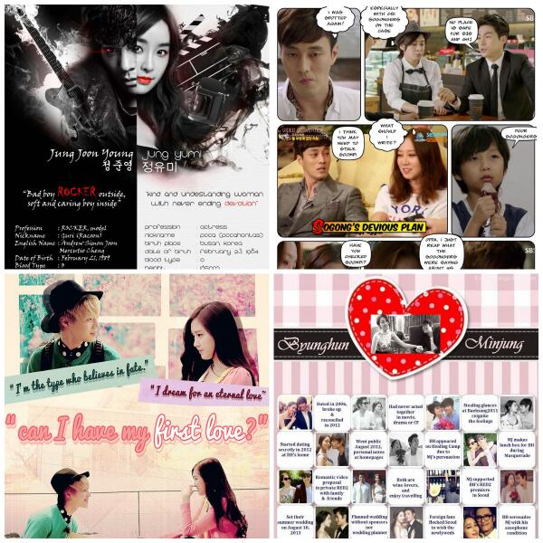 yongseo dating 2013