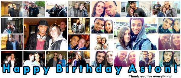 #HappyBirthdayAston!! @AstonMerrygold