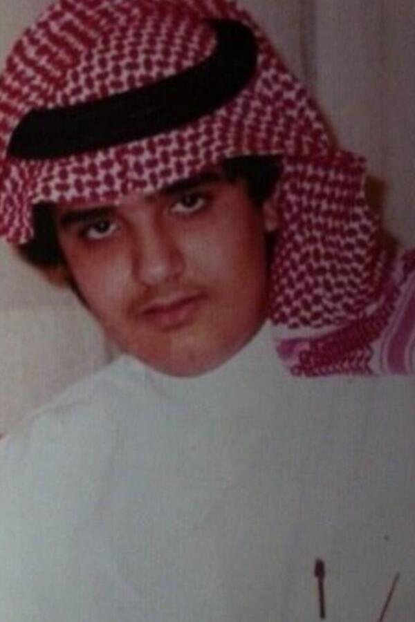 ربي احفظ ابو تركي On Twitter صور قديمة الامير عبد العزيز بن فهد