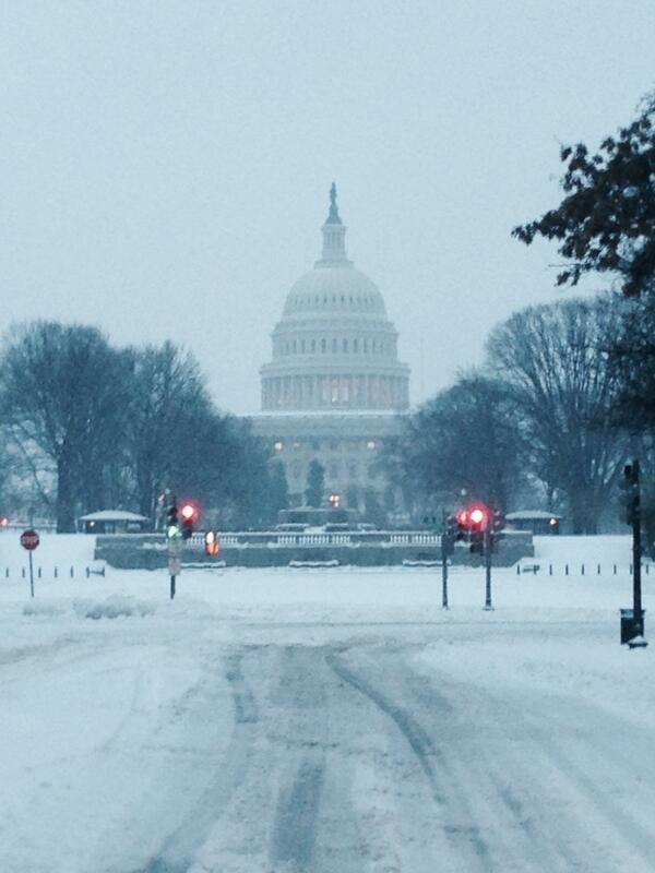 Heading@over to the Hill for a @cspanwj  appearance. http://t.co/Jkk9mgD0Br