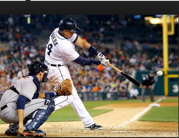 Why wouldn't this man be the #FaceofMLB #MiguelCabrera http://t.co/kTM0uQH31w