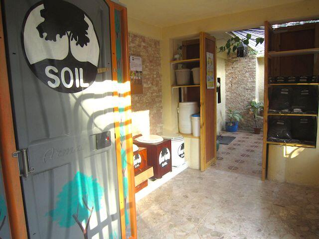 Twitter / SOILHaiti: The new SOIL shop in ...