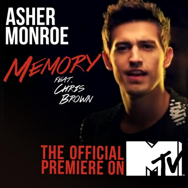 .@MTV's got the exclusive on my new #Memory vid with @ChrisBrown. http://t.co/Bn8i7C4Nlw http://t.co/RNR8xohaLt