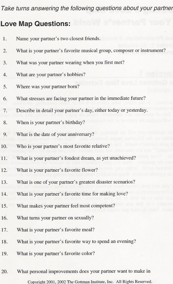 free love quiz relationship