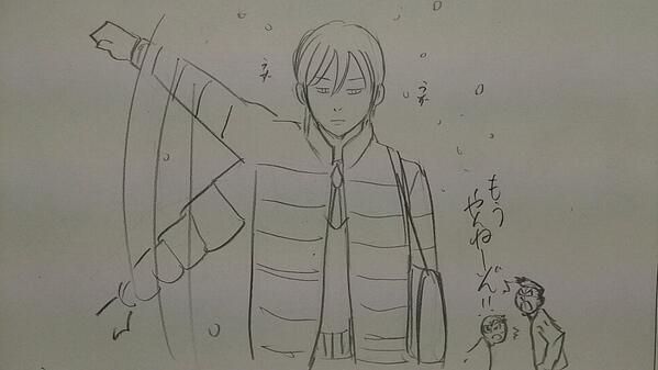 東京は今日も雪か・・・・(寺)