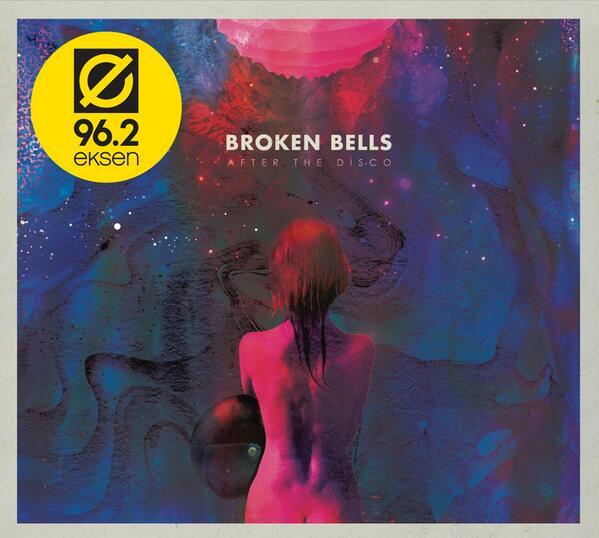 """Bu tweeti RT'leyen 5 kişiye #radyoeksen 'den @broken_bells 'in """"After The Disco"""" albümü hediye! @SonyMusic_TR http://t.co/0KeapLTBpk"""