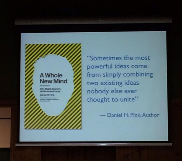 Wonderfully powerful but delightfully simple quote highlighted by @kylebean at #thestory2014 http://t.co/nwe2M0R4Um
