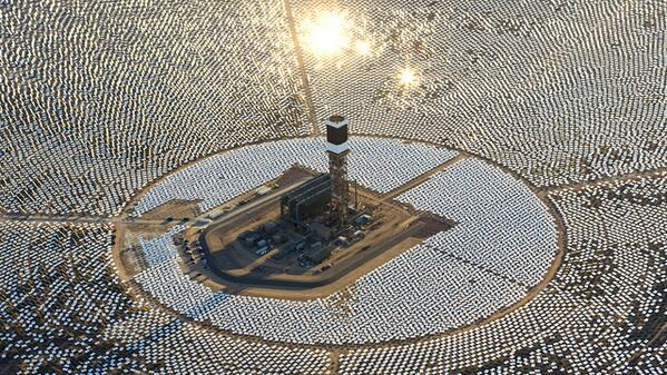 The World's Largest Solar Plant Started Creating Electricity Today ~ http://t.co/u2TkXJWwYK ~ #energy #environment http://t.co/IrU4omTM2V