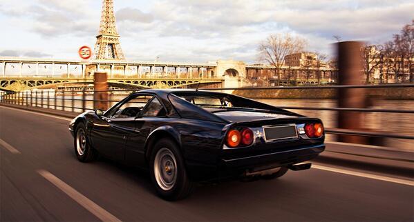 RT @classicdriver: Ferrari 308 GTB: The black swan of Paris http://t.co/g0uCBvztct #Ferrari http://t.co/w4H6KWGYfb