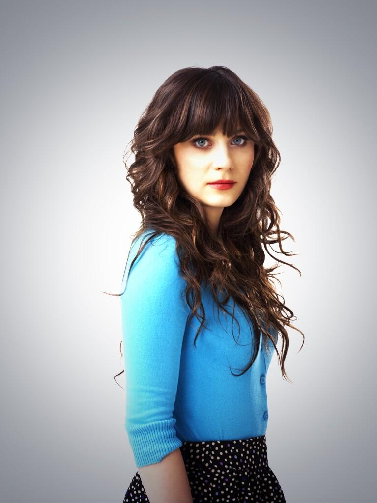 FAF lady of the day Zooey Deschanel. Funny, sexy and a bit like Katy Perry. Silk! http://t.co/bZ3yf0vRnP