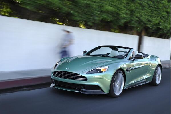 Aston Martin On Twitter Appletree Green Rt Kirstiealley