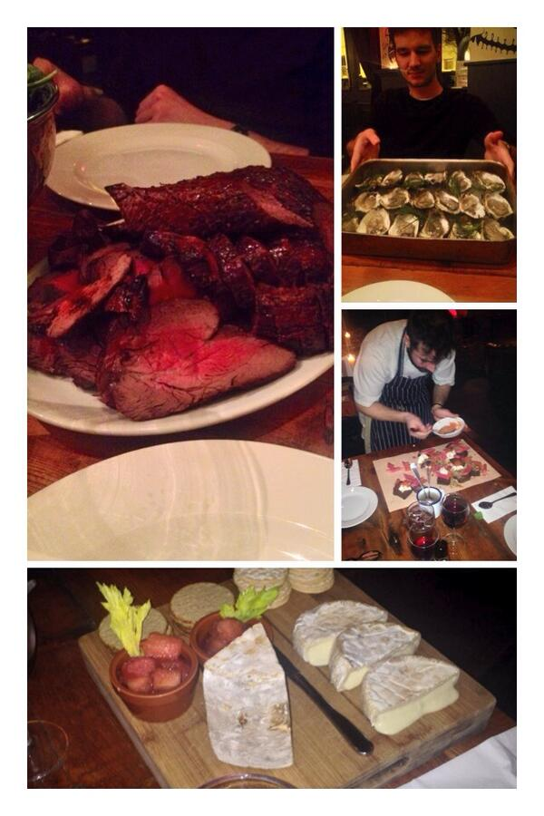 Epic Night & Food @cornishgrill @DissentAcademy #GOUT3 http://t.co/BDFDwYMtDW