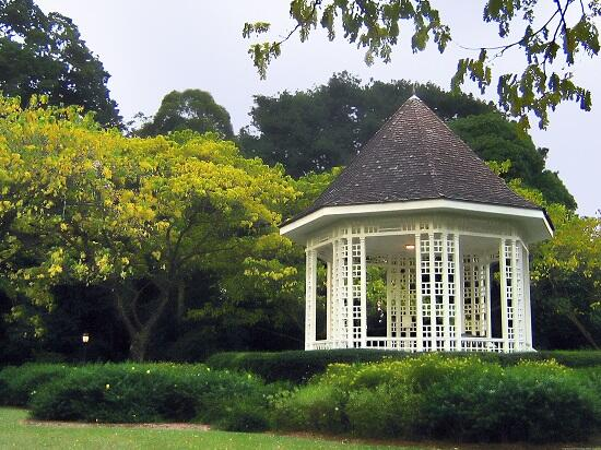 Singapore Botani Garden