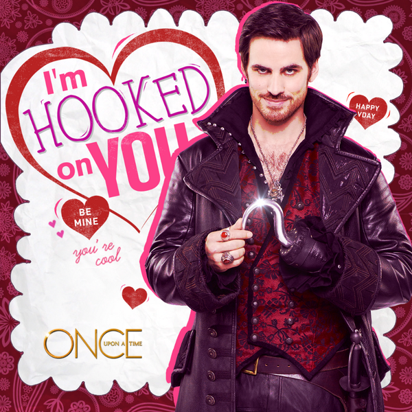 Once Upon A Time On Twitter Happy Valentines Day Share This With Someone Youre Hooked On T Co Dfmcufx