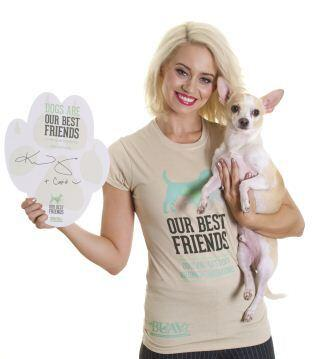 RT @thebuav: @KimberlyKWyatt – We hope you're spoiling #Cupid this #Valentines! Animals are #OurBestFriends http://t.co/0hfR555JWN