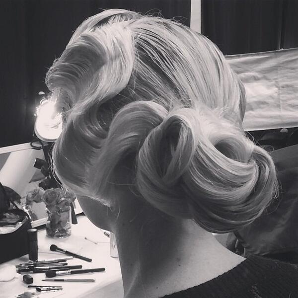 Amazing shot backstage by @AndrewWerner #hair @zangtoi #nyfw show #zangtoi @renefurtererus #mbfw http://t.co/GAMbIwBoZn
