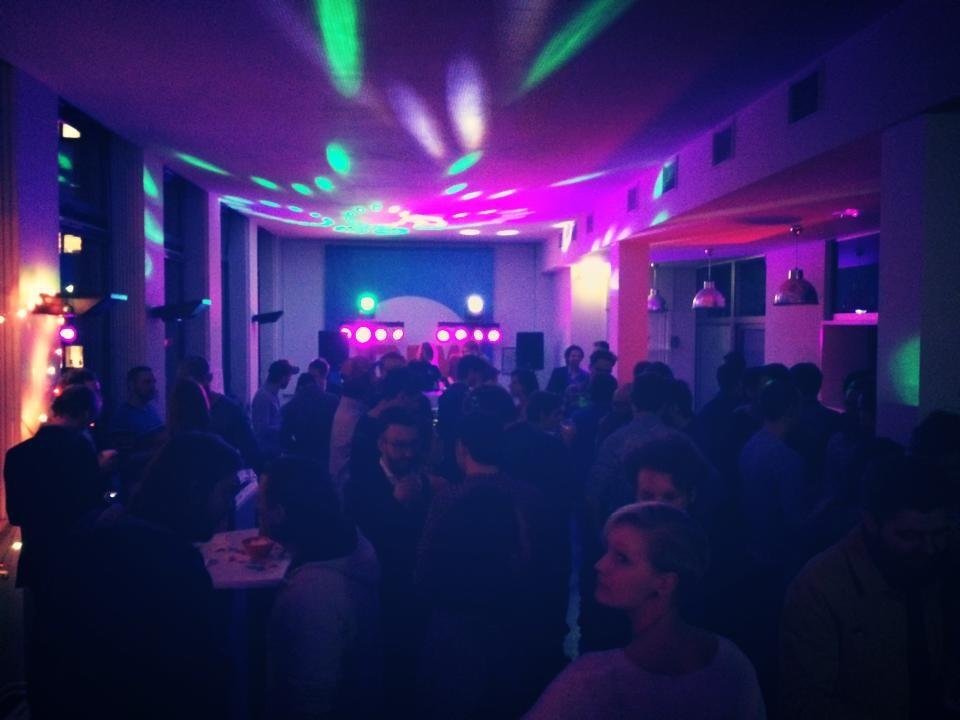 Twitter / TheNextWeb: TNW HQ's #GeekValentine's day ...