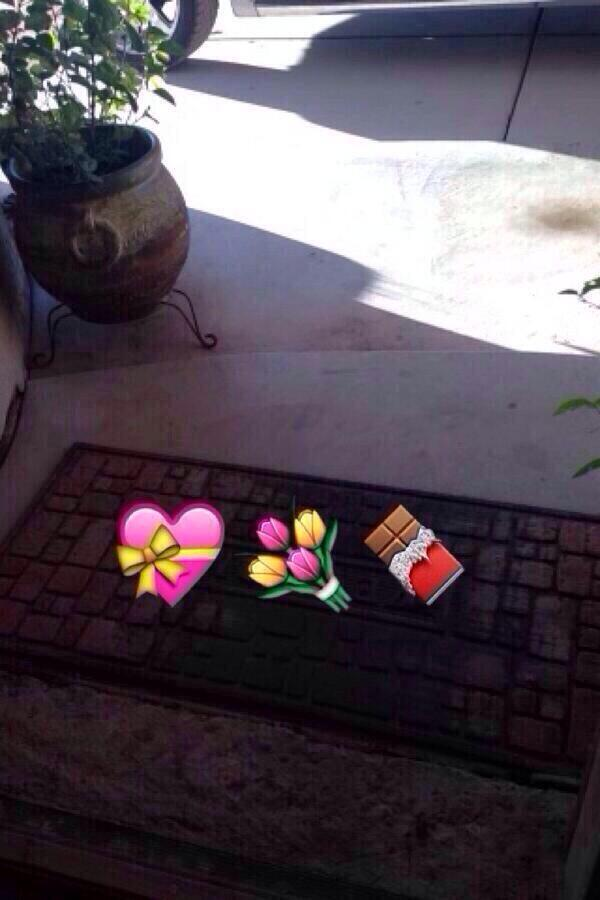 """@ItsQueenElsa: omg who left these at my door http://t.co/zBwD26jS0f"""