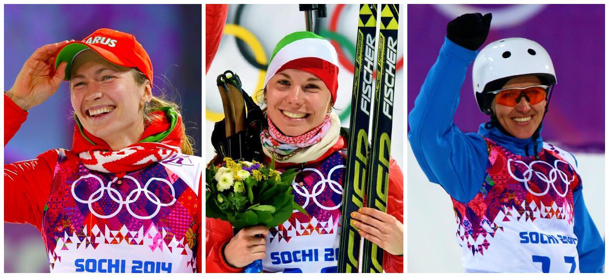 Два золота и бронза: победный день для Беларуси на Олимпиаде