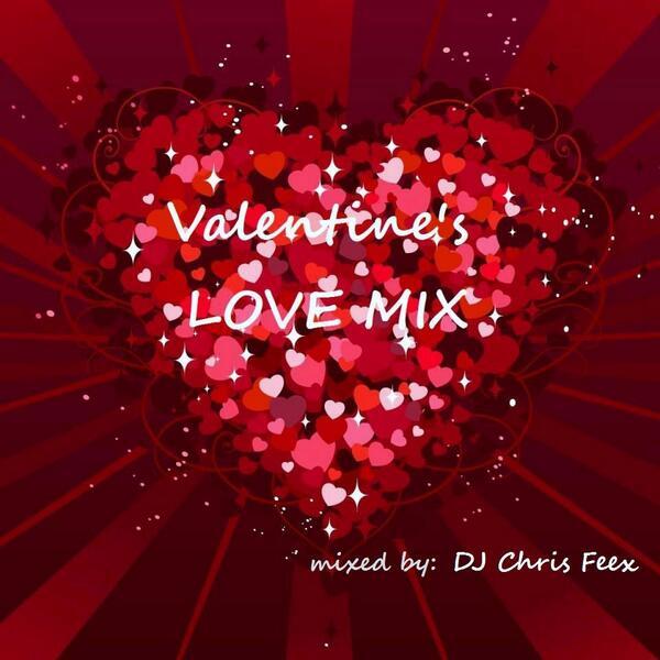 Chris Feex - Valentine's LOVE Mix (2014) seciki.pl