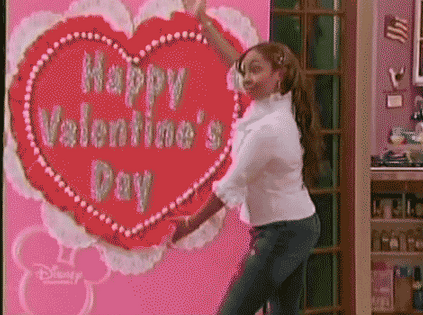 Raven Baxter on Twitter HAPPY VALENTINES DAY Remember when I – Huge Valentines Card