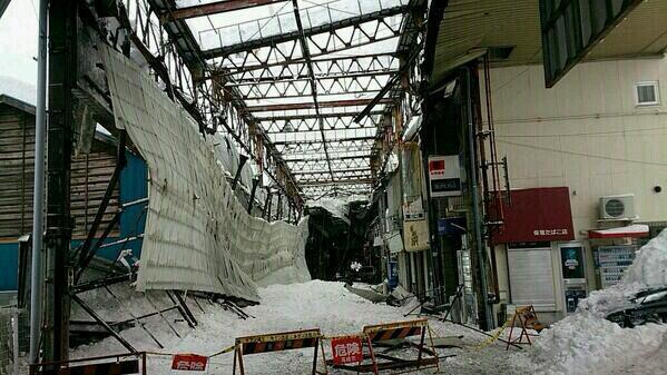高崎中央銀座商店街終了のお知らせ。 pic.twitter.com/VeX7iHsO5N