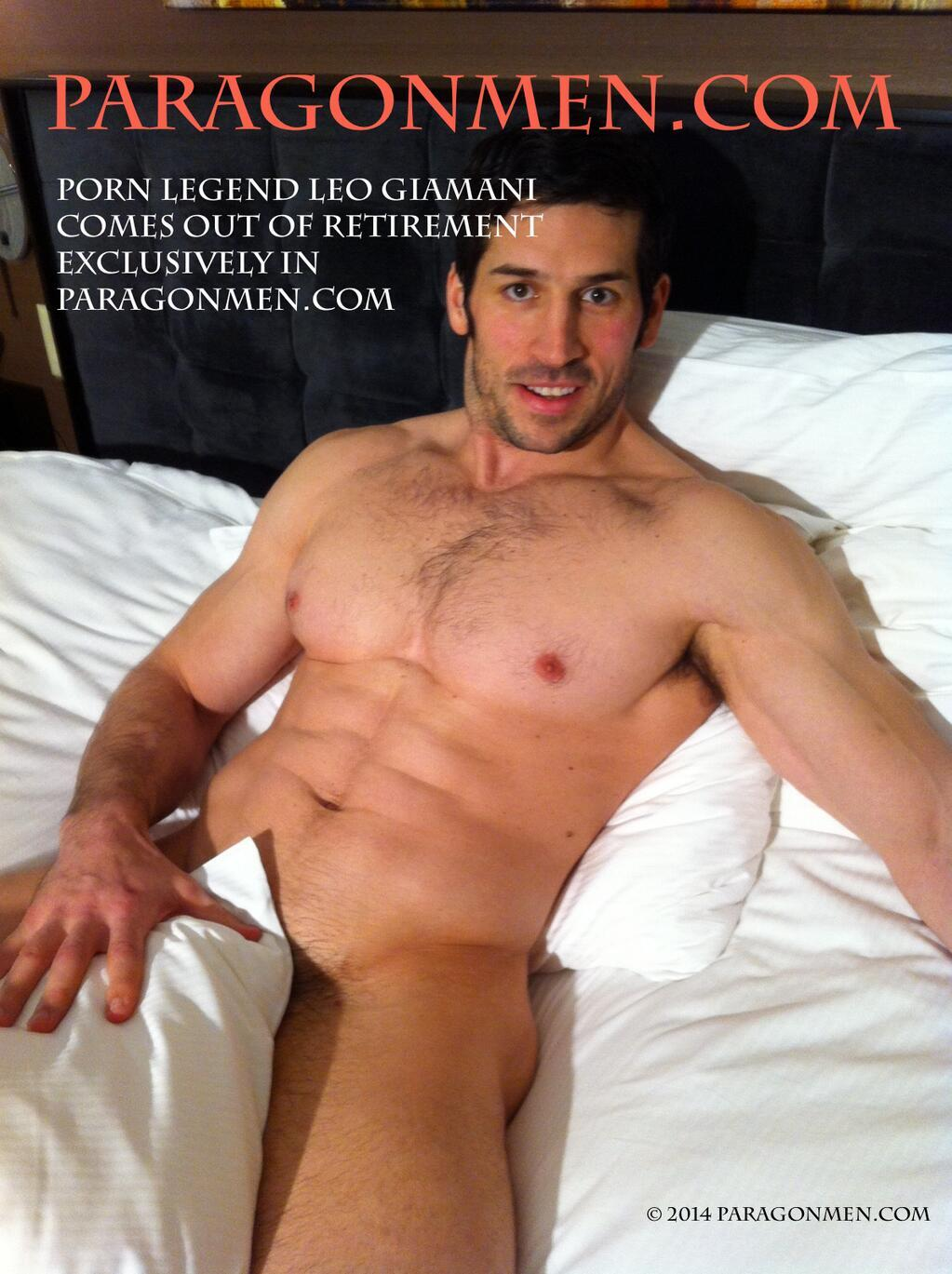 "Porn Leo Giamani queer me now on twitter: ""awesome news! porn star leo"