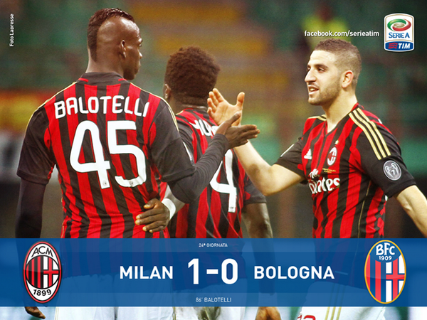Showboat! Adel Taarabt pulled off 3 pieces of outrageous skill (+ a NUTS!) during AC Milan 1   Bologna 0