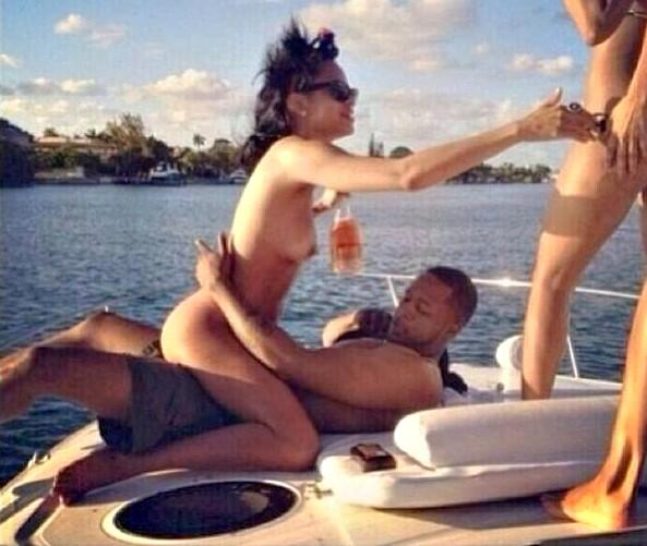 Curiously Chris brown and rihanna sex pictures
