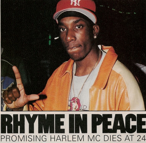 R.I.P. Lamont Coleman a.k.a. Big L Gone 15 years today  Rhyme In Peace #RIPBigL http://t.co/F6lAVlbXXW