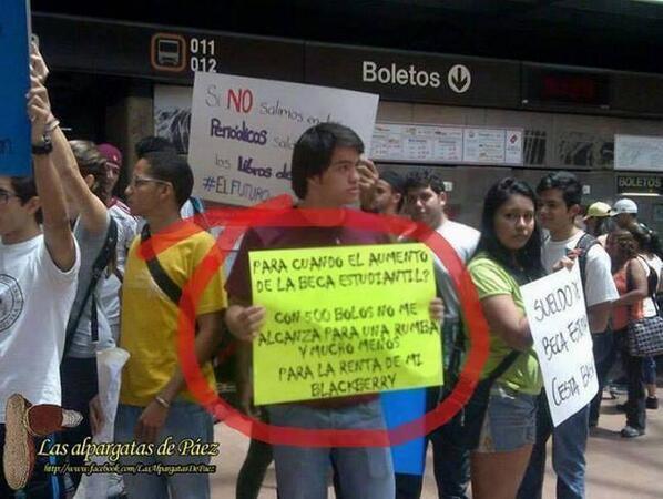 Violencia Fascista en Venezuela - Página 3 BgfCSMsCEAAnpA_