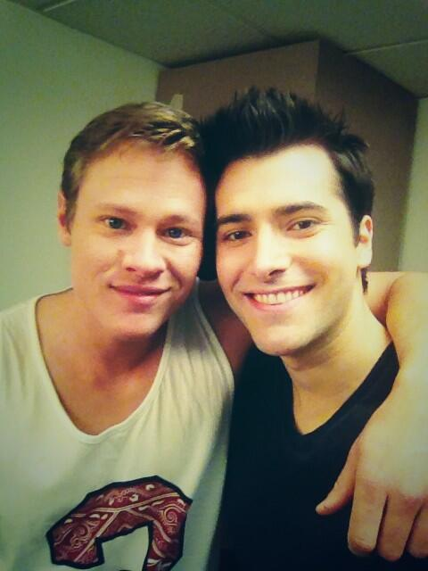 Thank you from the bottom of our hearts for your warm Valentine's Day wishes! @freddiemsmith #WilSon #Engaged #Days http://t.co/iskCA1n1SY