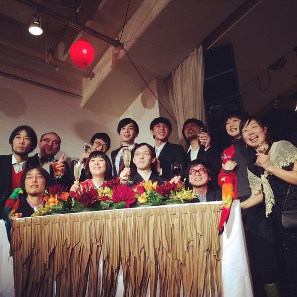 高城くん、オラリー、結婚おめでとう! http://t.co/8AQoL3Ftrc