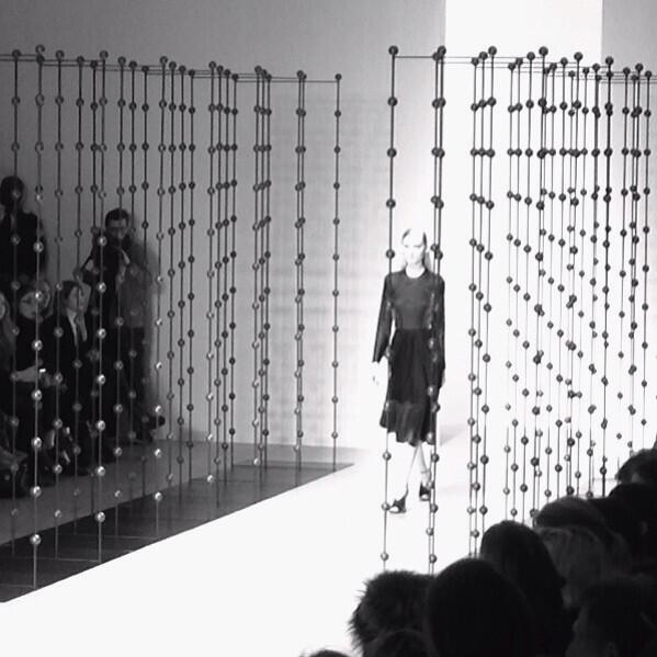 Our gorgeous show for @emiliodlmorena #lfw (shot by @nickrenegade ) http://t.co/3IUWVr9Jyy