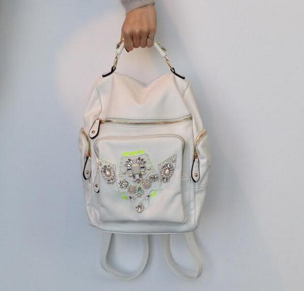 #LFW love! Follow and RT by Friday 21st Feb to #WIN our exclusive #frow-worthy customised rucksack! x http://t.co/idD6hZcXlR