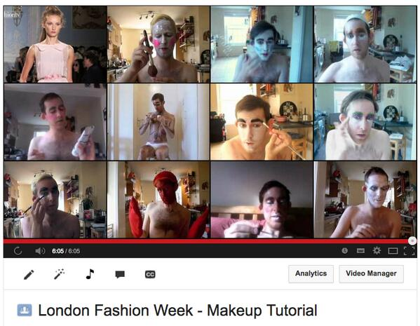 can you guess which look is NOT by me??? #MasterOfMakeup pic.twitter.com/mkCLJ9C3ip