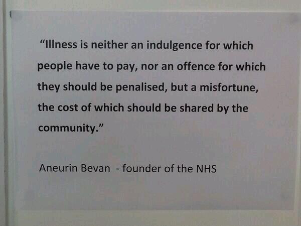 Wise words #NHS http://t.co/ZltfK3fj2c