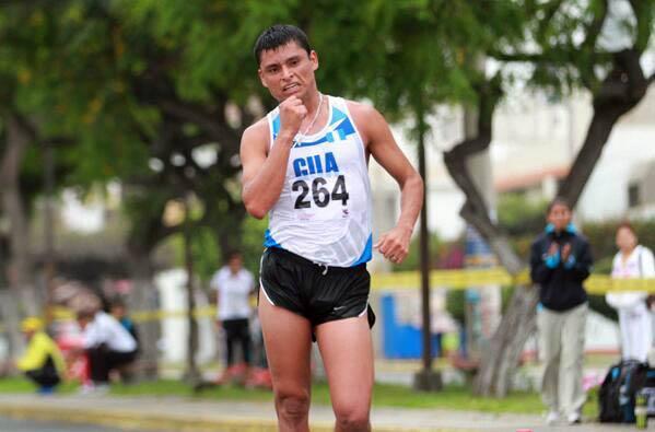 Barrondo gana Plata en sudamericano