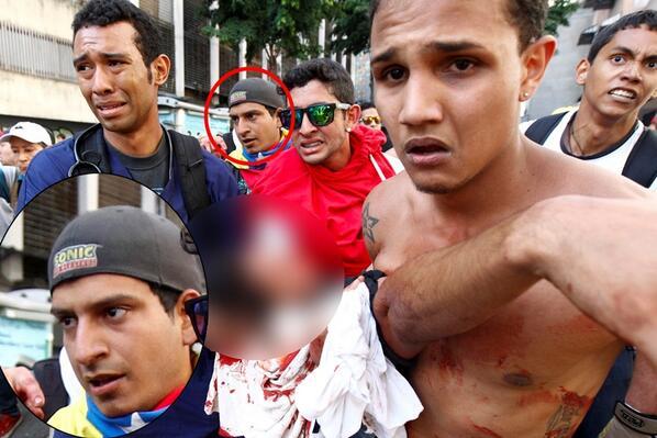 Rocío San Miguel: A Redman lo mataron de un tiro en la nuca porque vio quién asesinó  ... http://t.co/AVine0JsX3 #acn http://t.co/Yio0V7rkVt