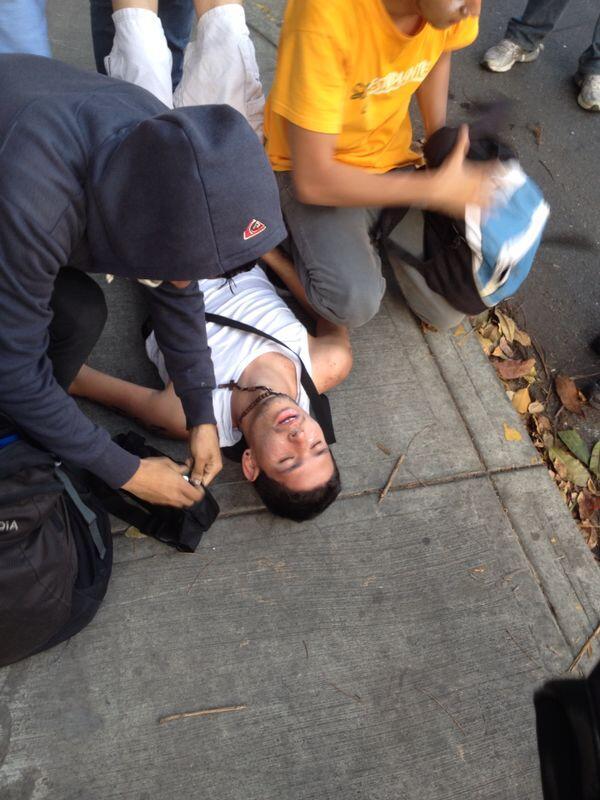 Resultado de imagen para joven desmayado