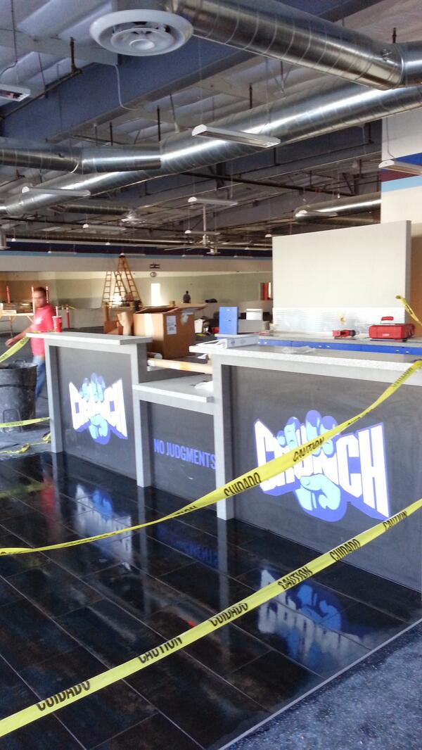 Crunchfitnesshb On Twitter Were Almost There Crunch Members Equipment In Monday Come Take A Tour 5894 Edinger Ave Huntingtonbeach