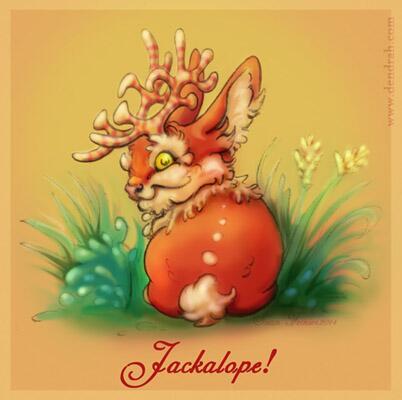 Jackalope !