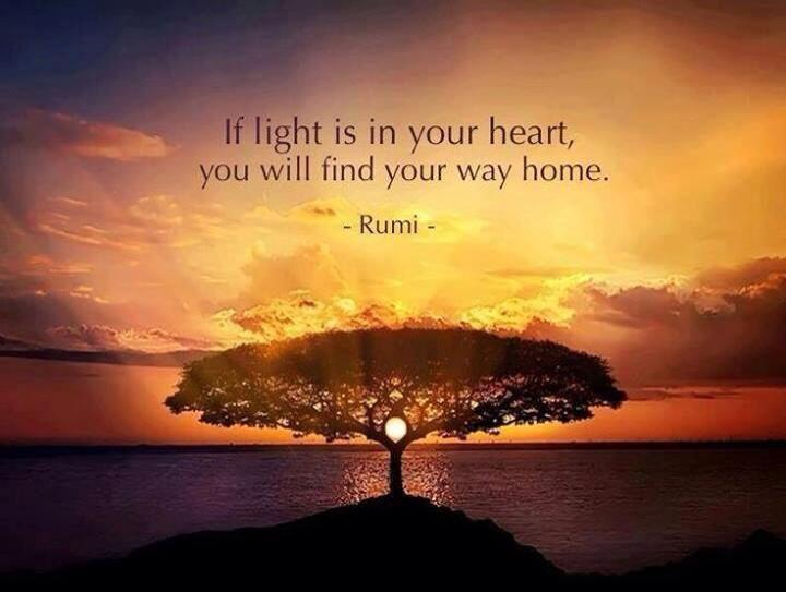 Twitter / elifbilginwong: If light is in your heart, ...