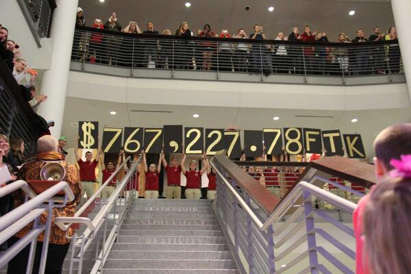 $767,227.78 FOR THE KIDS, via @BuckeyeThon! Congrats #BuckeyeNation. #OSUserves #BTFTK http://t.co/DjppmK0mGW