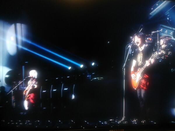 #GRANRODEO づかさんが歌ってる! http://t.co/gG2yY6a2Tu