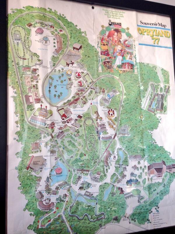 Opryland Usa Map.Opryland Nashville Oprylandtn Twitter